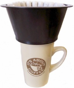 Single Cup Pour Over System
