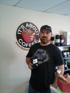 Congratulations Jeffery Hoffman!  Our August 3rd winner!